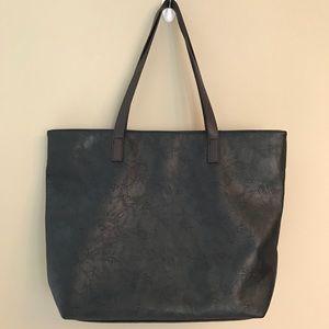 Handbags - Black/Brown Shoulder Bag